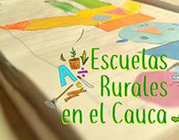 Escuelas Rurales en el Cauca - Fotografía