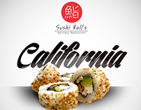 Plantillas Sushi Rolls