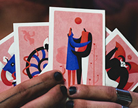 Tarot Deck // Major Arcana Project Illustrated