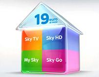 Sky - SKY HOME - Promo