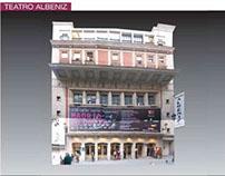 Conjunto Teatro Albeniz. Madrid.