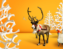 Universal Christmas idents