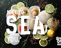 美食攝影 Shell Out手抓海鮮餐廳 形象拍攝