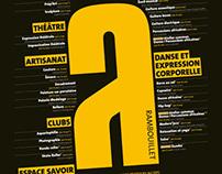 Saison 2013-2014 Usine à Chapeaux