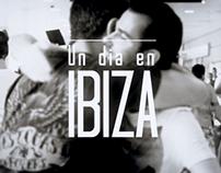 Un dia en Ibiza con Albert Neve.