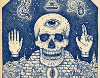 ILLUSTRATION •Novus Ordo Seclorum