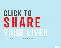 Yale New Haven - Liver Donation Social Media Campaign