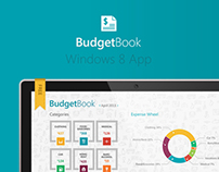 BudgetBook Windows 8 App