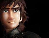 How To Train Your Dragon 2 Draw Hiccup