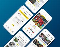 OrFans FIFA App