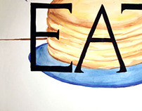 Eat- 5 steps illustrated
