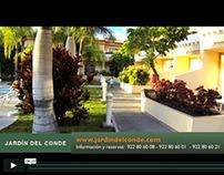 VIDEO: Apartamentos Jardín del Conde