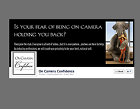 OnCamera Confidence Facebook Header