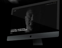 WEB DESIGN - Sound designer