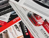 Citroën Hungary / Print