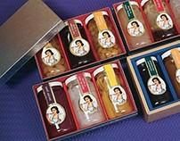 Gift Packaging for Philippine Fruit Preserves