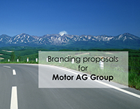 Branding proposals / Motor AG