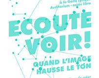 ECOUTE VOIR! - gaîté lyrique exhibition