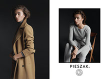 Pieszak Autumn/Winter 14 Advertising Campagin