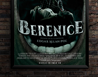 Horror Movie Poster | BERENICE