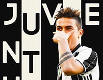 Champions League Graphic Design