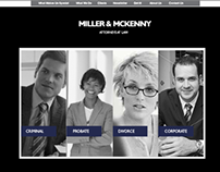 Website Design for Attorneys