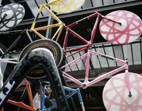 Lance Armstrong & Futura Paris Event