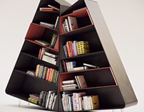 The Tower Bookshelves