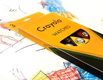Crayola Crayon Watches