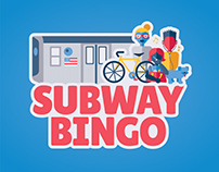 Subway Bingo