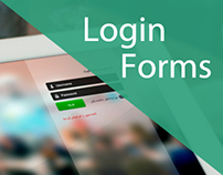 Responsive Login Forms