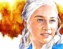 Khaleesi, mother of dragons