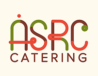 ASRC Catering Re-brand