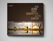 Eva Denia. New release. Cd design.