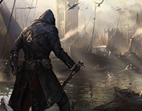 Assassin's Creed: Syndicate Concept Art