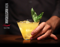 New Amsterdam Digital Cocktail