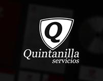 Quintanilla Servicios / Corporate Identity