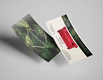 Design Polimobil - leaflet, cards