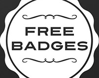 Free Badges and Designer Resources
