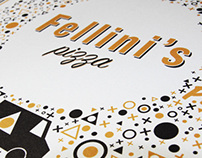 Fellini's Menu Redesign