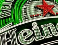 Heineken Print Campaign