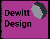 Dewitt Design Logo (2016)