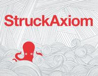 StruckAxiom Site Redesign