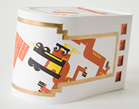 Bauhaus Dragon Tea Package