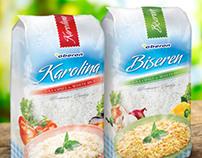 OBERON rice design concepts