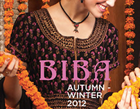 BIBA - Autumn Winter 2012 Catalogue