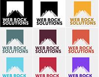 WebRock Solutions Logo Concepts