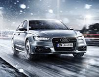 Audi winter