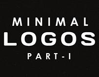 Minimal Logos, Part-I
