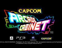 Capcom Arcade Cabinet - MoGraph Package